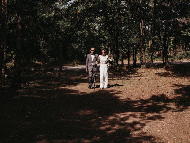 La boda de David y Alba en Muntanyola, Barcelona 22