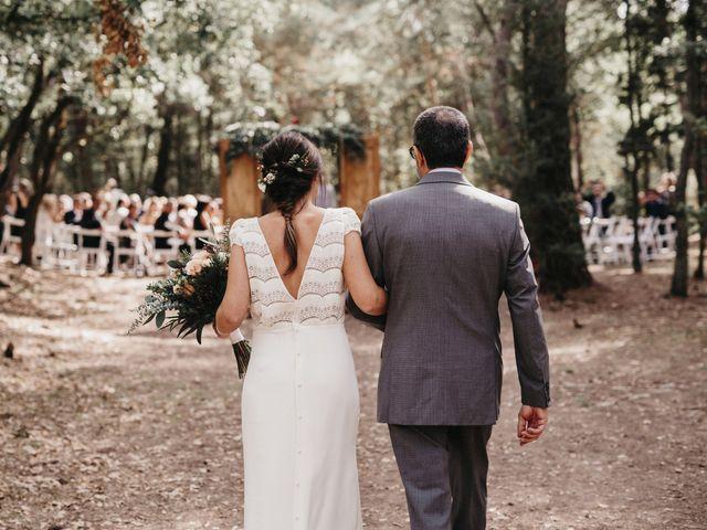 La boda de David y Alba en Muntanyola, Barcelona 23