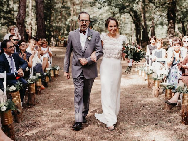 La boda de David y Alba en Muntanyola, Barcelona 24