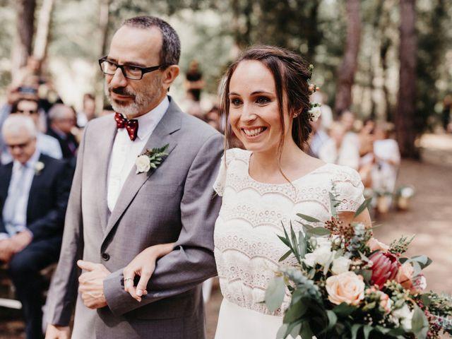 La boda de David y Alba en Muntanyola, Barcelona 25