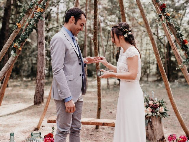 La boda de David y Alba en Muntanyola, Barcelona 30