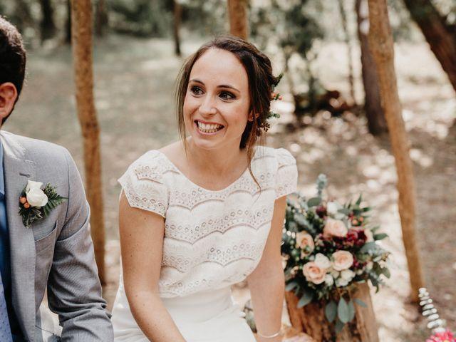 La boda de David y Alba en Muntanyola, Barcelona 31