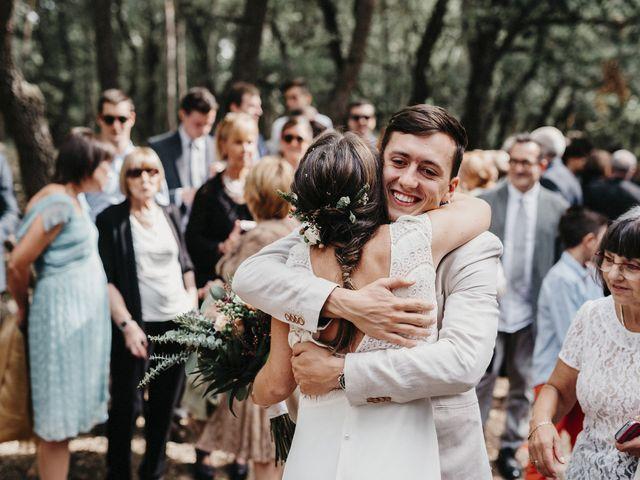 La boda de David y Alba en Muntanyola, Barcelona 35