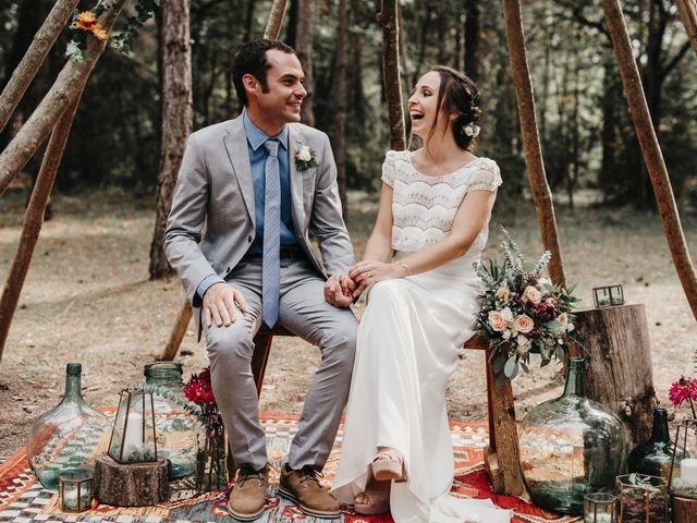 La boda de David y Alba en Muntanyola, Barcelona 36