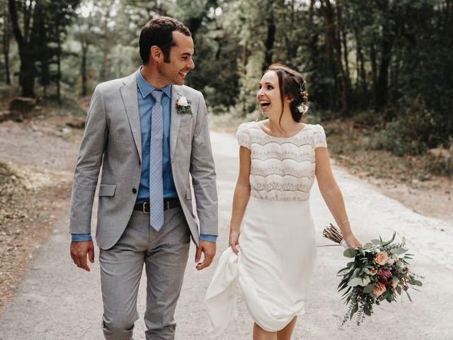 La boda de David y Alba en Muntanyola, Barcelona 41