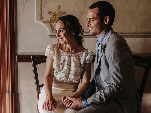 La boda de David y Alba en Muntanyola, Barcelona 42