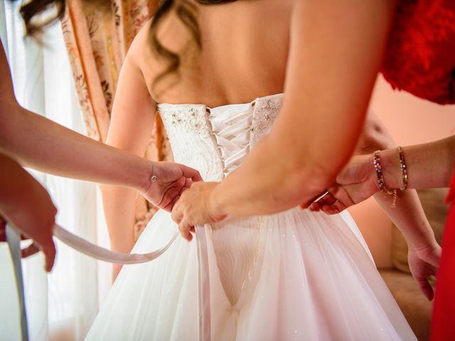 La boda de Félix y Ana en Abegondo, A Coruña 12