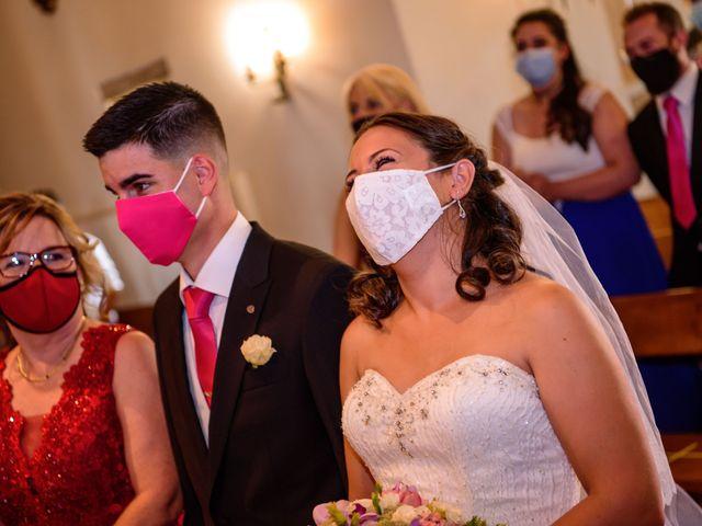 La boda de Félix y Ana en Abegondo, A Coruña 14