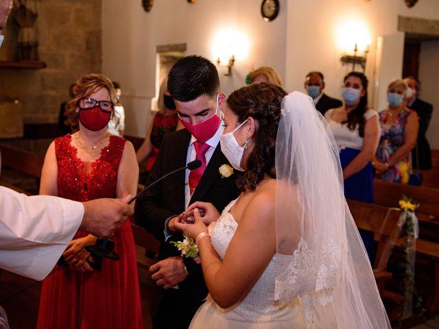 La boda de Félix y Ana en Abegondo, A Coruña 16