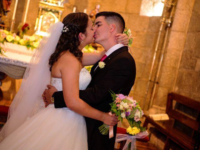 La boda de Félix y Ana en Abegondo, A Coruña 17