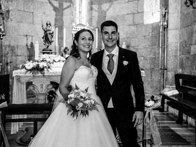 La boda de Félix y Ana en Abegondo, A Coruña 18