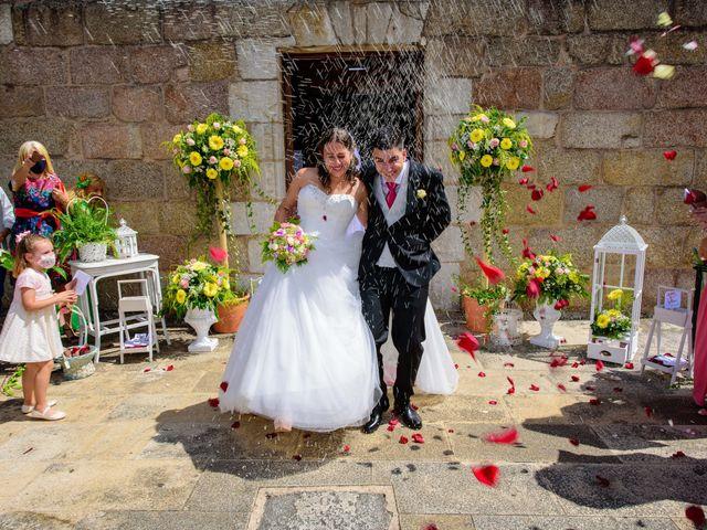 La boda de Félix y Ana en Abegondo, A Coruña 19