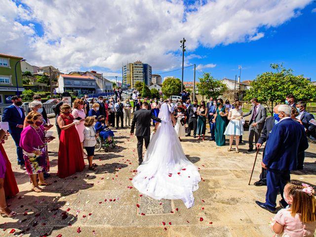 La boda de Félix y Ana en Abegondo, A Coruña 20