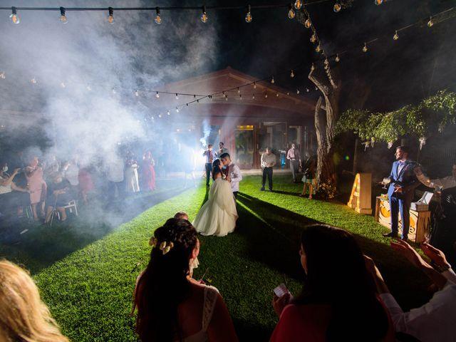 La boda de Félix y Ana en Abegondo, A Coruña 32