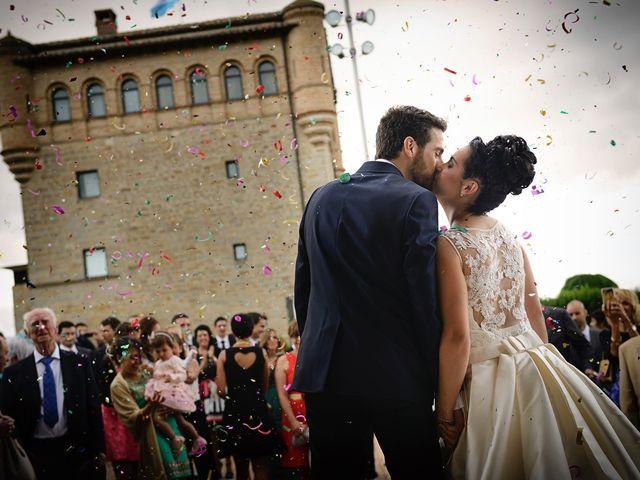 La boda de Isabel y Ion