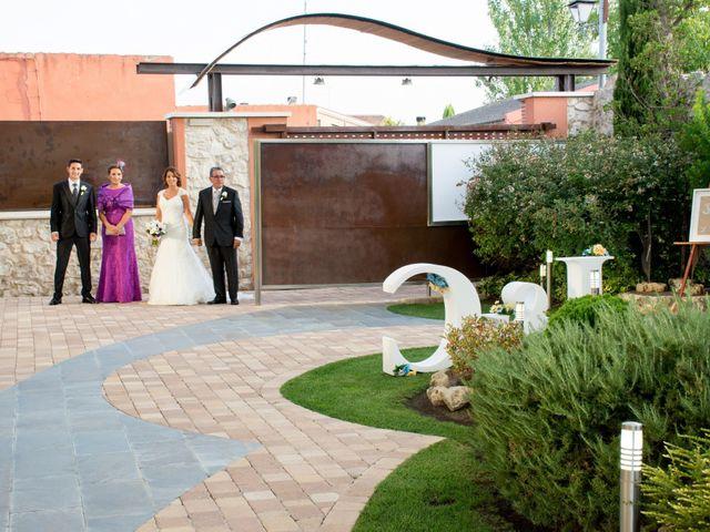 La boda de Jaime y Cristina en Pedrajas De San Esteban, Valladolid 9