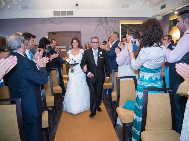 La boda de Jaime y Cristina en Pedrajas De San Esteban, Valladolid 10