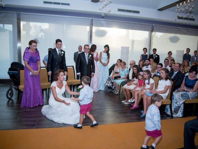 La boda de Jaime y Cristina en Pedrajas De San Esteban, Valladolid 11