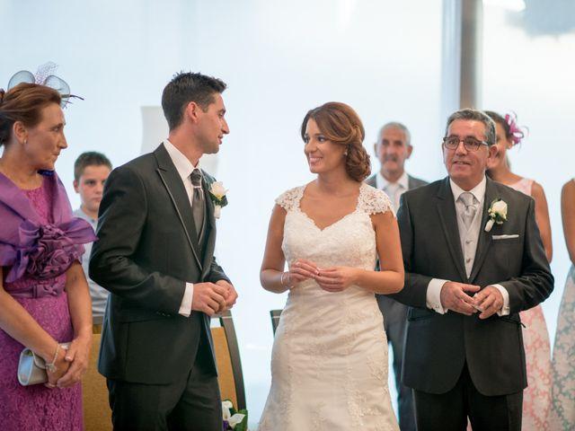 La boda de Jaime y Cristina en Pedrajas De San Esteban, Valladolid 12