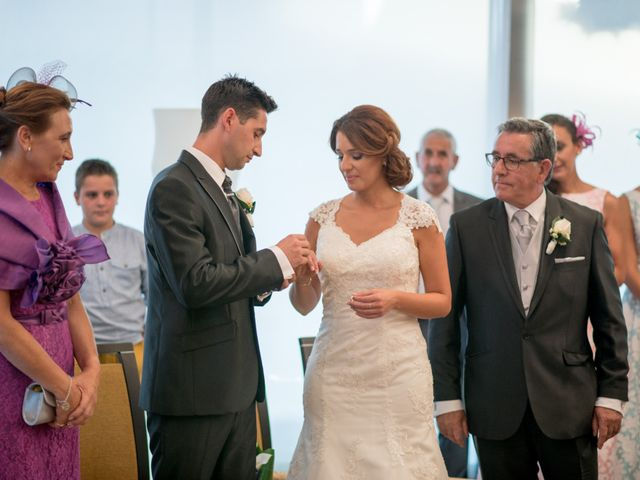 La boda de Jaime y Cristina en Pedrajas De San Esteban, Valladolid 13