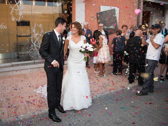 La boda de Jaime y Cristina en Pedrajas De San Esteban, Valladolid 15