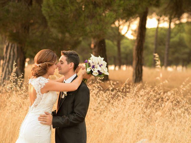 La boda de Jaime y Cristina en Pedrajas De San Esteban, Valladolid 20