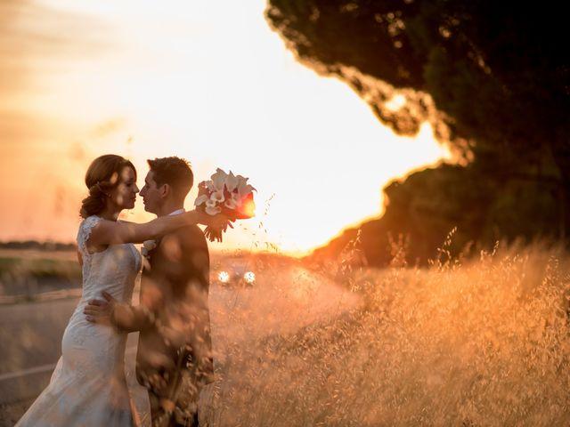 La boda de Jaime y Cristina en Pedrajas De San Esteban, Valladolid 21