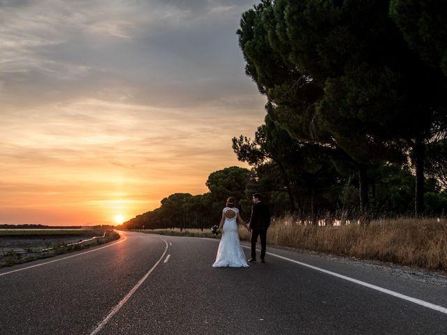 La boda de Jaime y Cristina en Pedrajas De San Esteban, Valladolid 23