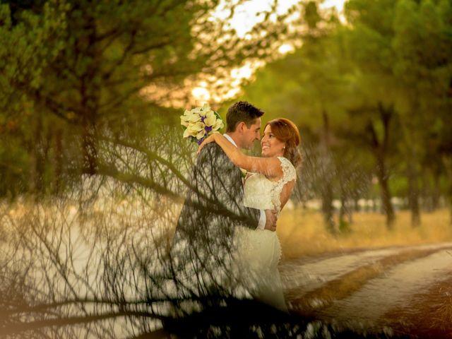 La boda de Jaime y Cristina en Pedrajas De San Esteban, Valladolid 25