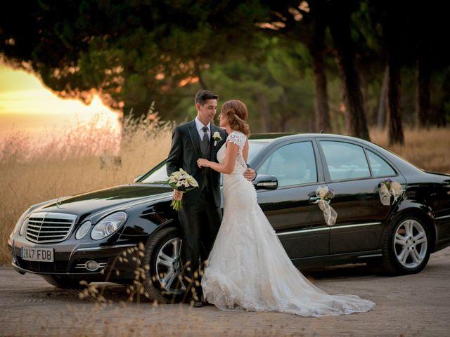 La boda de Jaime y Cristina en Pedrajas De San Esteban, Valladolid 2