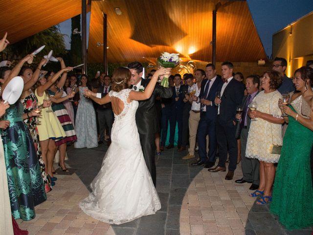 La boda de Jaime y Cristina en Pedrajas De San Esteban, Valladolid 31