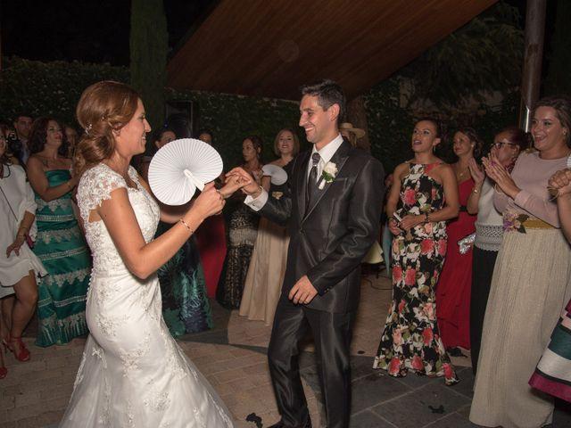 La boda de Jaime y Cristina en Pedrajas De San Esteban, Valladolid 32