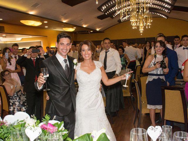 La boda de Jaime y Cristina en Pedrajas De San Esteban, Valladolid 33
