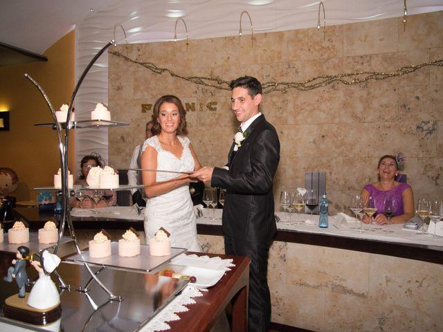 La boda de Jaime y Cristina en Pedrajas De San Esteban, Valladolid 35