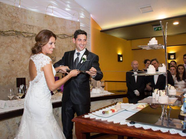 La boda de Jaime y Cristina en Pedrajas De San Esteban, Valladolid 37