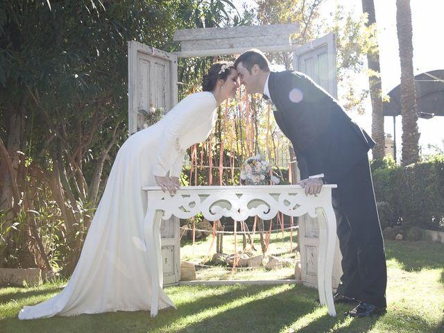 La boda de Nati y Ñaco