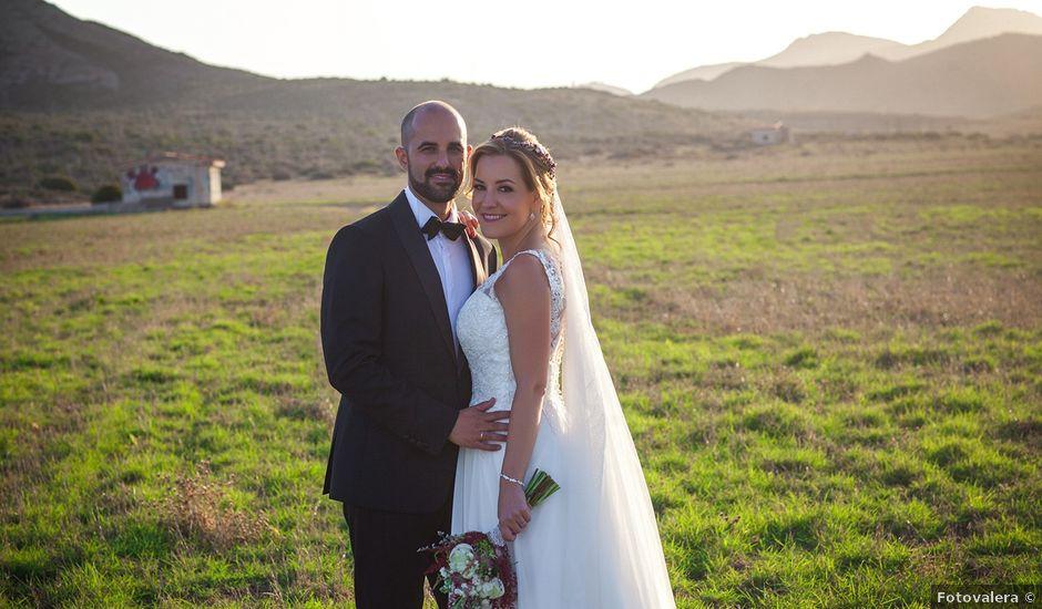 La boda de Antonio y Carmen en San Jose, Almería