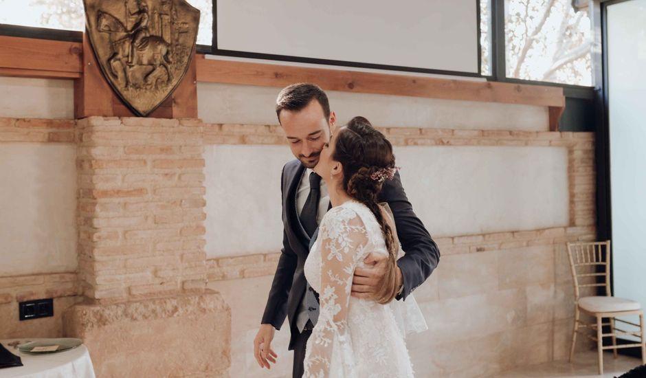 La boda de Úrsula y Antonio en Torre Pacheco, Murcia