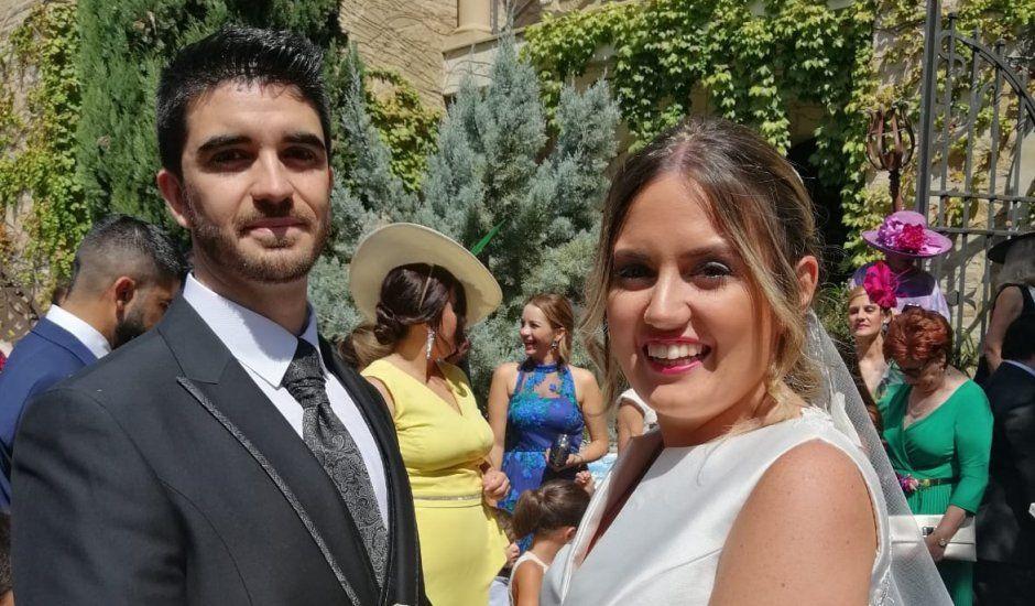 La boda de Daniel  y Alba en Montemayor, Córdoba