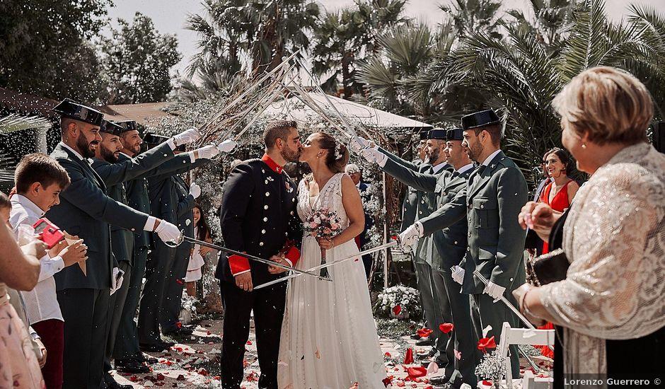 La boda de Jose Manuel y Verónica en Otura, Granada
