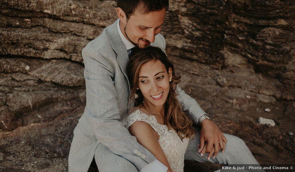 La boda de Mark y Silvia en Garraf, Barcelona
