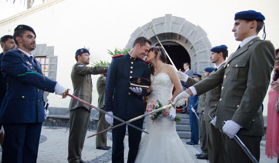 La boda de Joni y Belén en Las Palmas De Gran Canaria, Las Palmas