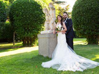 La boda de Lydia y Rubén 1