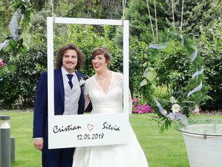 La boda de Silvia y Cristian