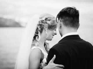 La boda de Mónica y Cillian