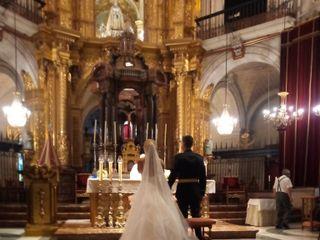 La boda de Carolina y Antonio