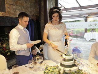 La boda de Sarai y Gorka