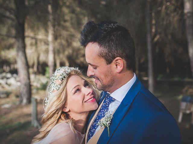 La boda de Aurelia y Javier