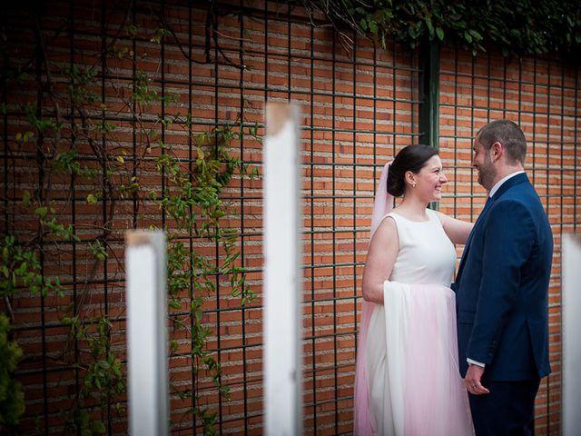 La boda de Victor y Irene en Algete, Madrid 75