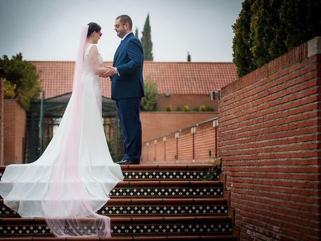 La boda de Victor y Irene en Algete, Madrid 85